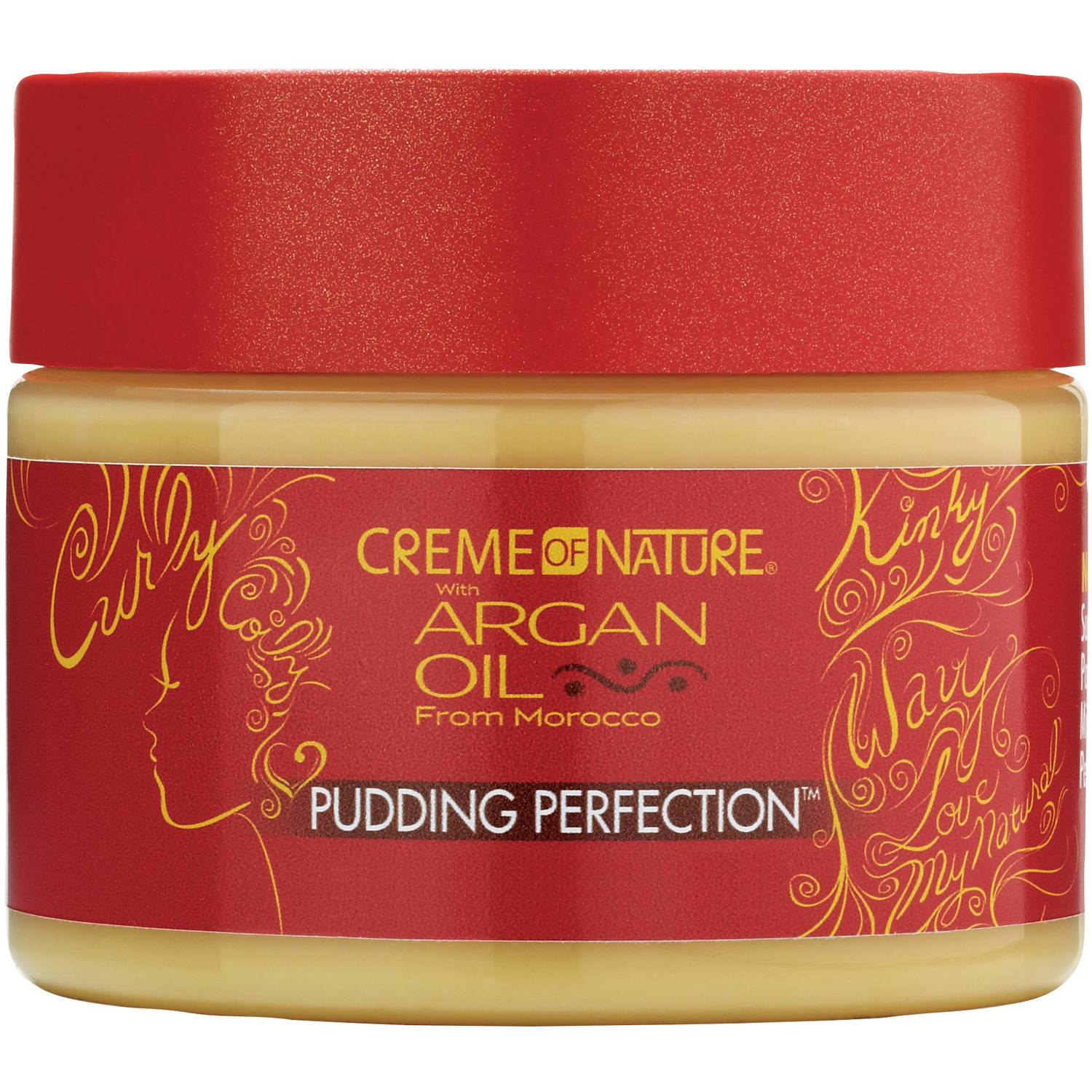 Creme of Nature Pudding Perfection Curl Enhancing Creme, 11.5 oz