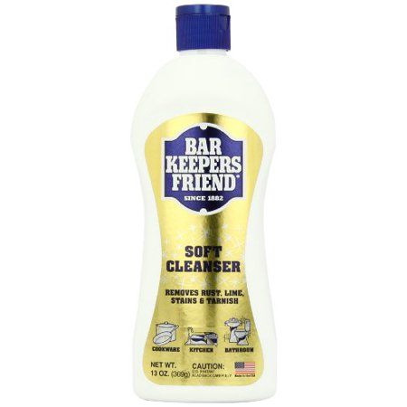 bar keepers friend liquid cleanser 13 ounce. Black Bedroom Furniture Sets. Home Design Ideas