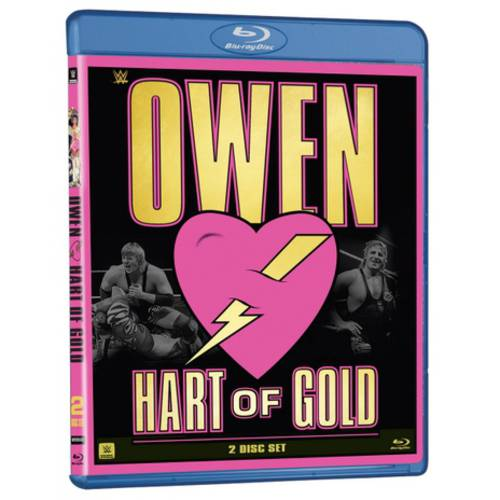 WWE: Owen - Hart Of Gold (Blu-ray)