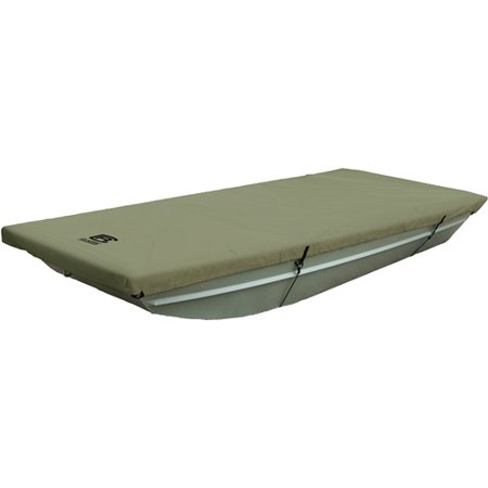 Classic Accessories 10' - 14' Jon Boat Storage Cover, Olive ()
