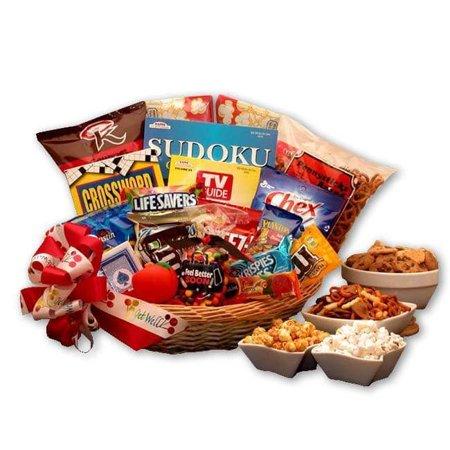 Gift Basket Drop Shipping Feel Better Soon Get Well Gift Basket ()