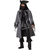 Blackbeard, The Pirate Adult Costume