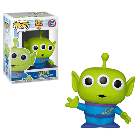 Funko POP! Disney: Toy Story 4 - Alien - Pops Toys