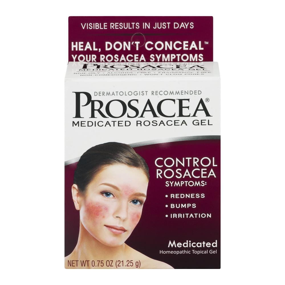 Prosacea Medicated Rosacea Gel, 0.75 oz
