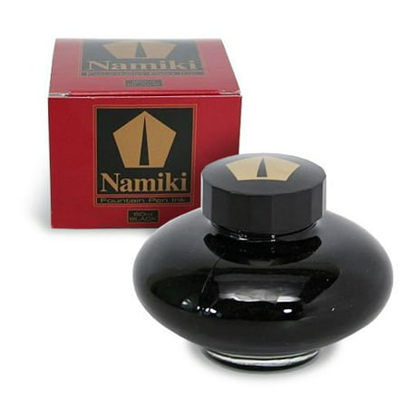 Pilot Standard Fountain Pen Ink, Black (69200), Created using the highest standards of color By Namiki