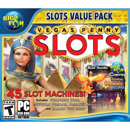 Activision Vegas Penny Slots and Big Fish Casino