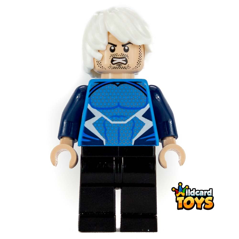 LEGO SUPER HEROES - AVENGERS AGE OF ULTRON QUICKSILVER ...