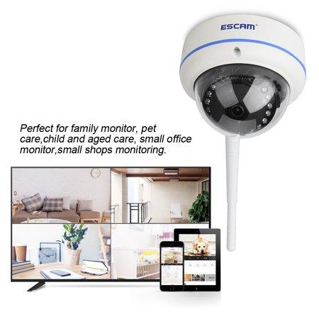 Esca Security Camera System Rainproof