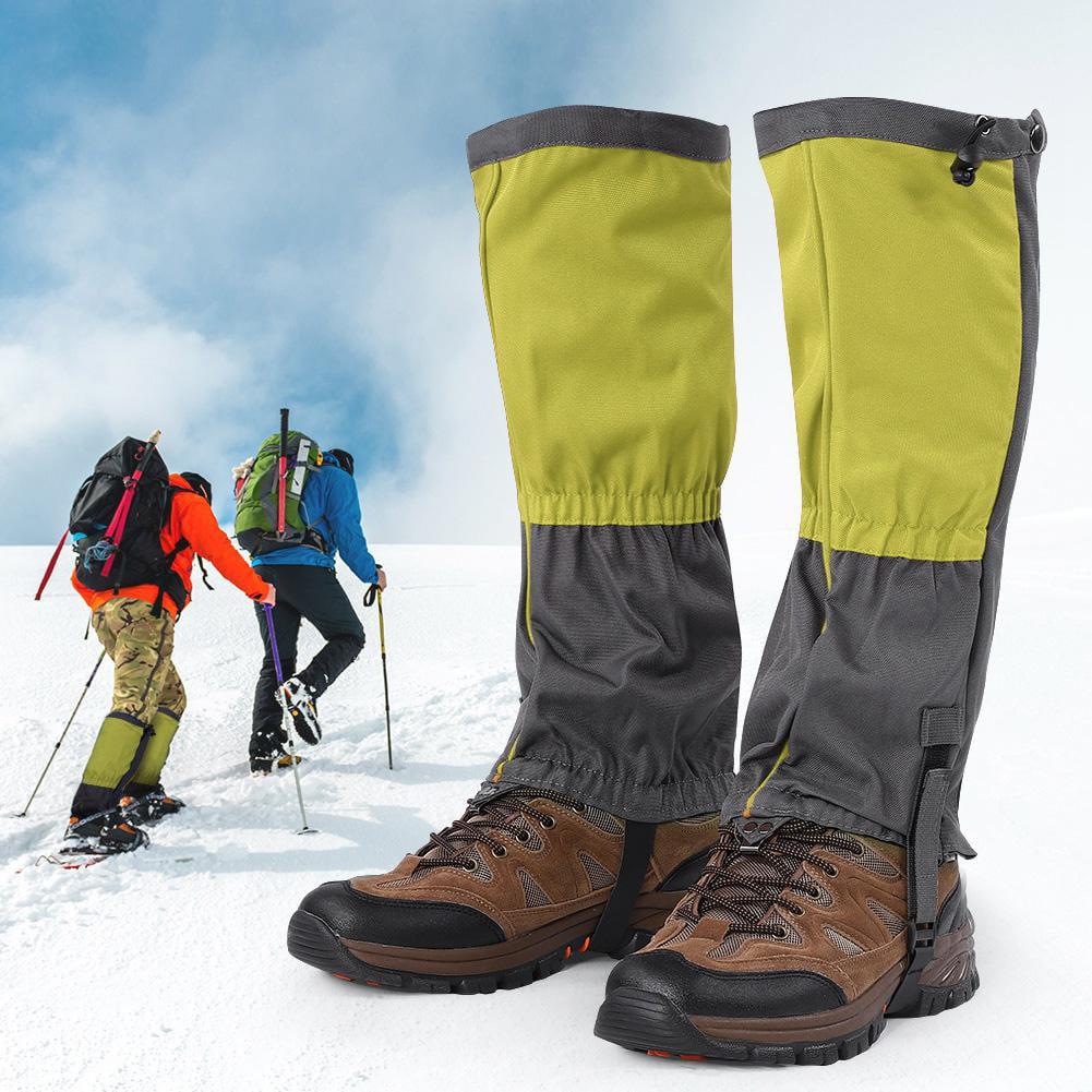 Lepeuxi Gu/êtres de Neige imperm/éables Couverture de Protection Couverture Ski gu/êtres de Snowboard