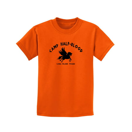 Camp Half Blood Child Tee - Childrens T-Shirt by TooLoud