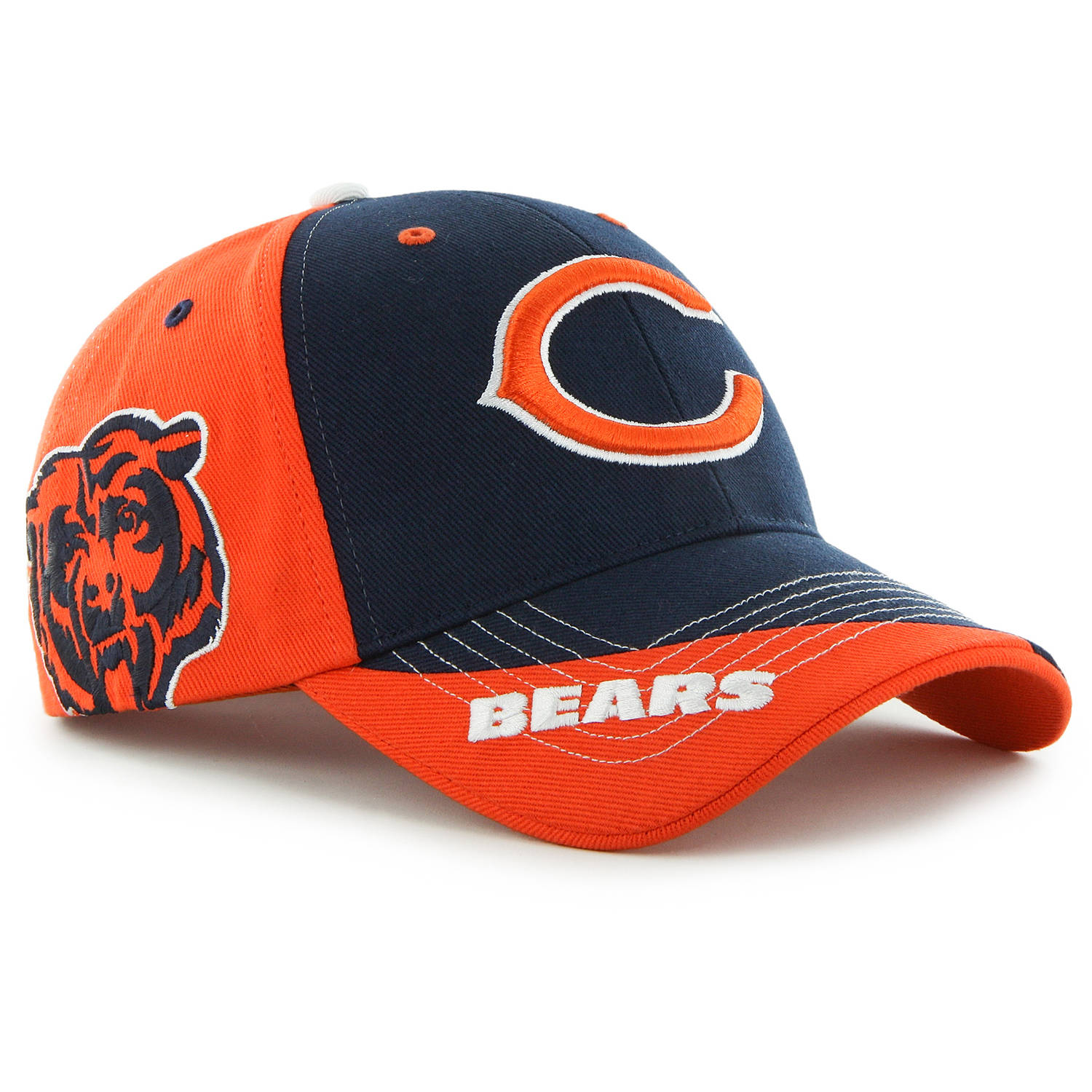 NFL Chicago Bears Hubris Cap / Hat by Fan Favorite