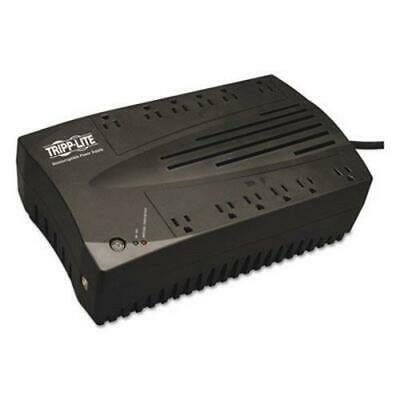 Tripp Lite Interactive UPS 750VA, 120V, USB, RJ11, 12 Outlet
