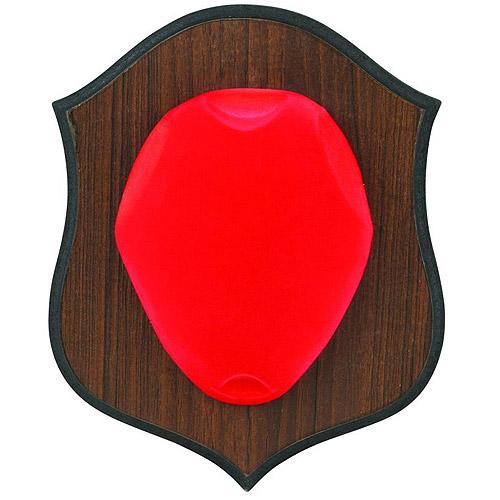 Flambeau MAD Antler Mounting Kit, Red Velvet