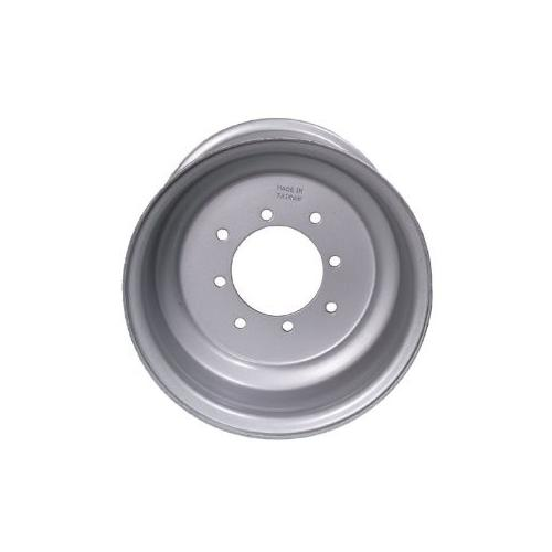 ITP Steel ATV Wheel 8x8.5 3+5 4/115 Silver