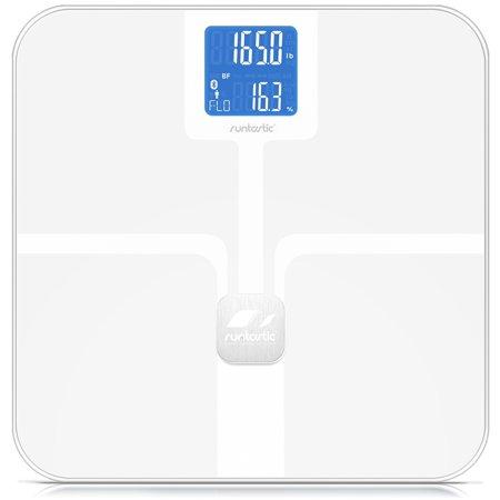 Runtastic Libra Bluetooth Smart Scale, White