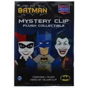 Batman Plush Mystery Clips