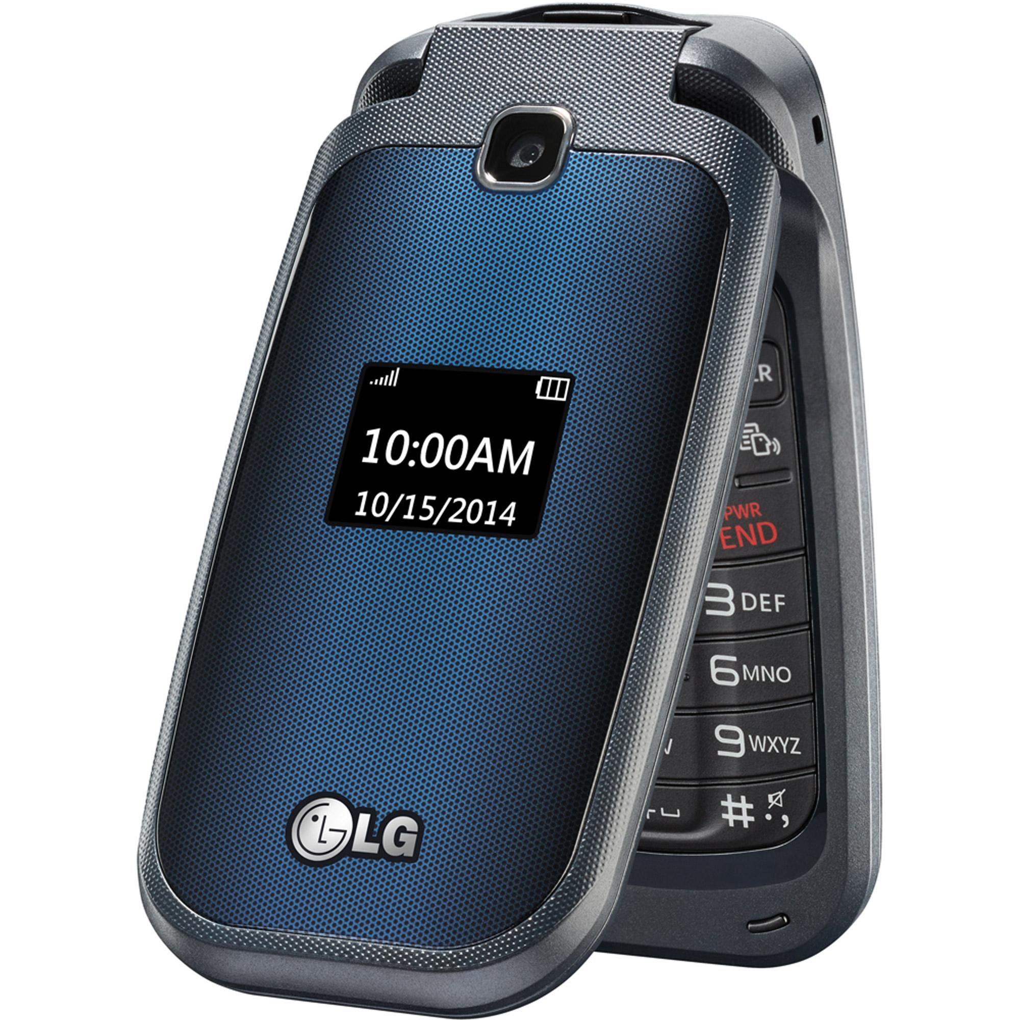 Walmart Family Mobile LG 450 Cell Phone