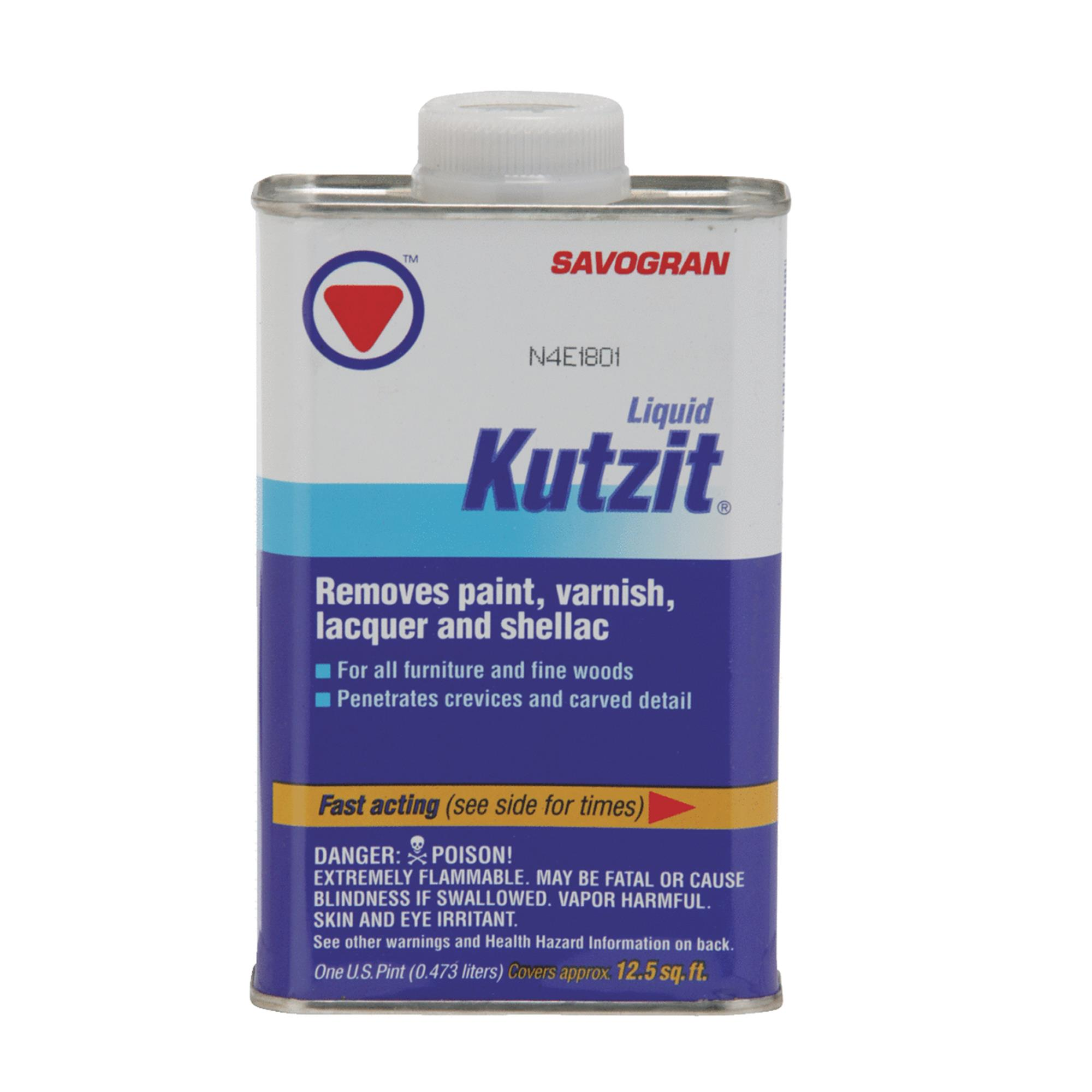 Savogran Kutzit Paint & Varnish Stripper