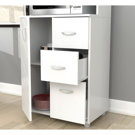 Kitchen Storage Cabinet - Melamine /Engineered