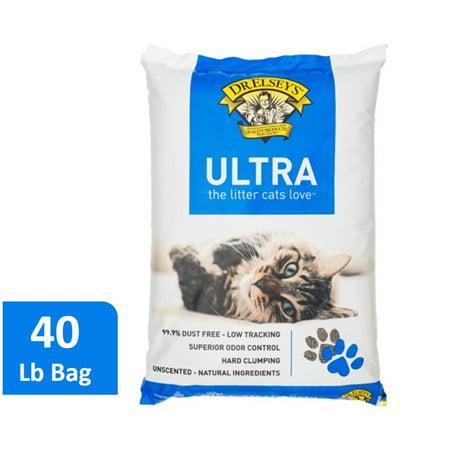 Elseys Cat Attract Litter (Dr. Elsey's Precious Cat Ultra Cat Litter, 40-lb )