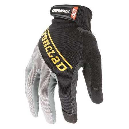 - IRONCLAD BGW2-04-L Mechanics Gloves,Box Handling,L,Black,PR