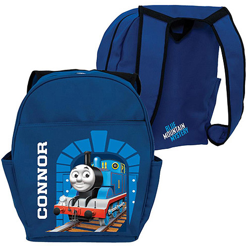 Personalized Thomas Blue Mountain Mystery Backpack