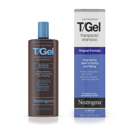 Neutrogena T/Gel Therapeutic Dandruff Treatment Shampoo, 16 fl.