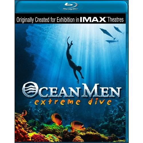 Ocean Men: Extreme Dive (IMAX) (Blu-ray)