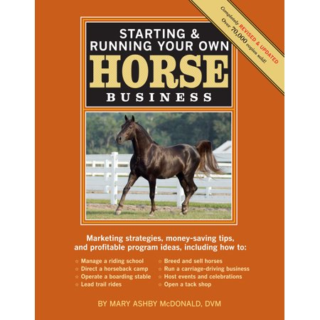 Starting & Running Your Own Horse Business, 2nd Edition - Paperback