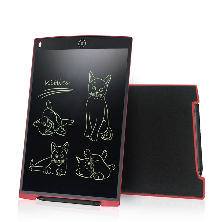 8.5'' LCD Writing Tablet Pad Office Touch Pad Memo Board Magnetic Fridge Message Whiteboard