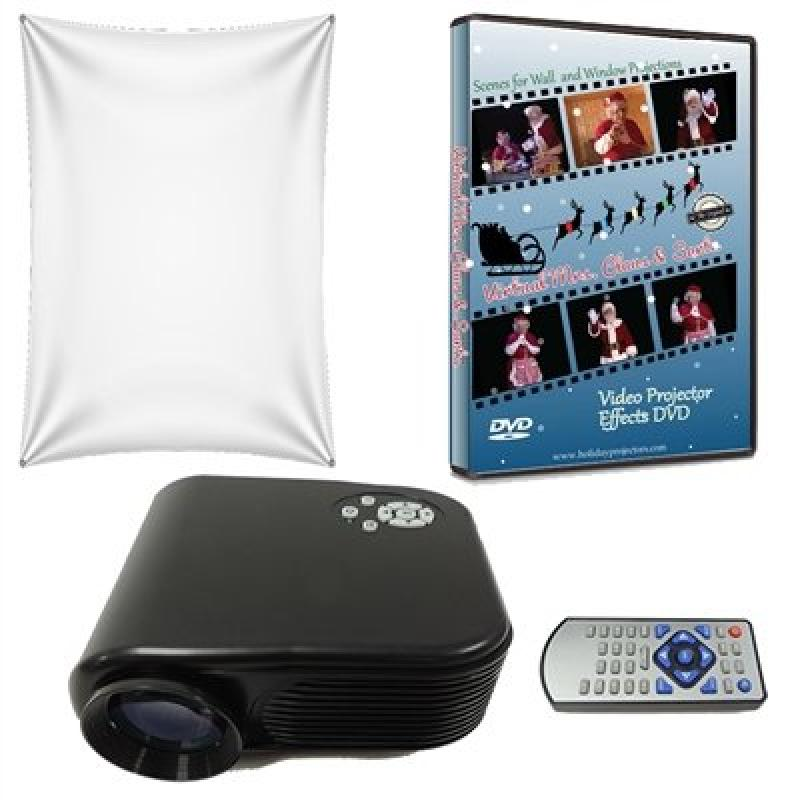 Virtual Reality Christmas Projector Kit with Projector Mr...