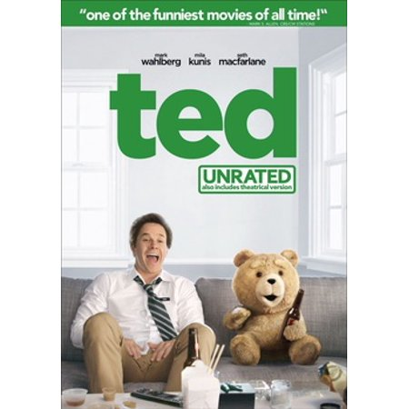 Ted (Unrated) (DVD)