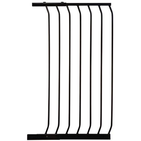 Dreambaby Chelsea 21 inch Extra Tall Baby Gate Extension ()