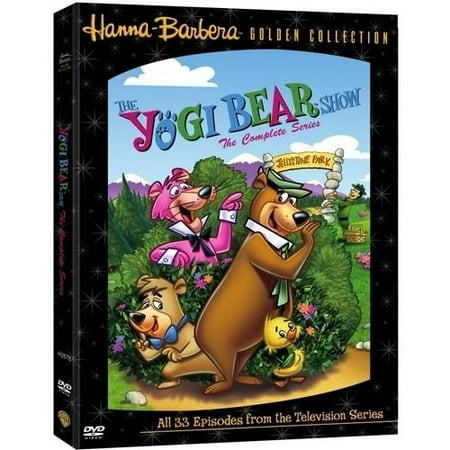 The Yogi Bear Show: The Complete Series (Full Frame)