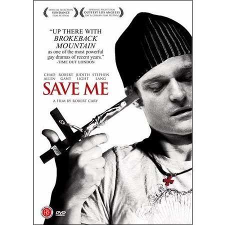 Save Me  Theatrical Cover Art