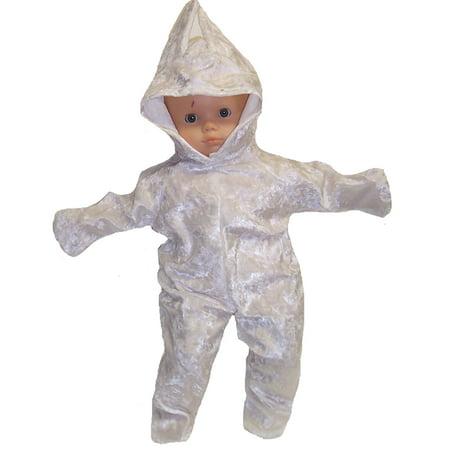 Baby Doll Bunny Costume - Yarn Babies Rag Doll Costume