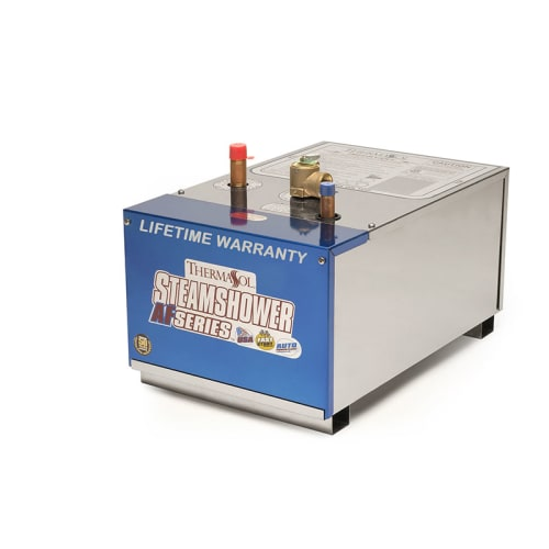 ThermaSol SSA-240 10 KW Steam Generator with PowerFlush and SplitTank