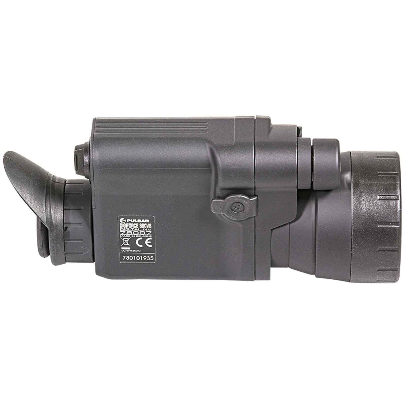 Click here to buy Pulsar Digiforce 860VS Digital NV Monocular PL78097 by Pulsar.