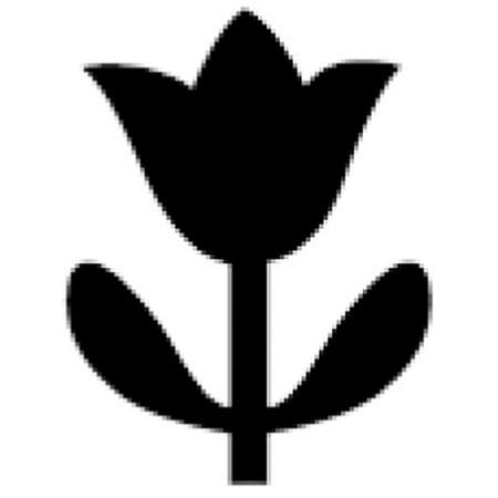 Martha Stewart Medium Punch (Medium Punch: Tulip, M283050 By Martha Stewart)