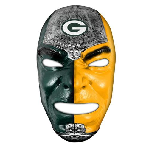 NFL Green Bay Packers Fan Face
