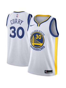 ab8c28e646a Product Image Stephen Curry Golden State Warriors Nike Swingman Jersey  White - Association Edition