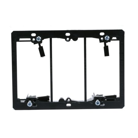 3-Gang Low Voltage Mounting Bracket (7015)