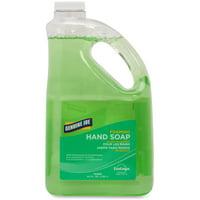 Genuine Joe Foaming Hand Soap Refill,  w/Grip Handle,  64oz.,  4/CT,  GN - GJO10460CT
