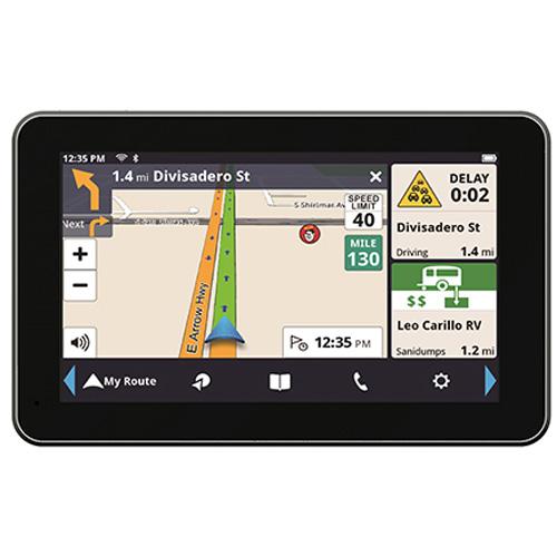 Magellan RoadMate RV9490T-LMB 7; Automotive GPS