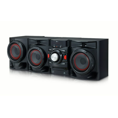 LG XBOOM 700W 2.1ch Mini Shelf System with Subwoofer and Bluetooth - CM4590