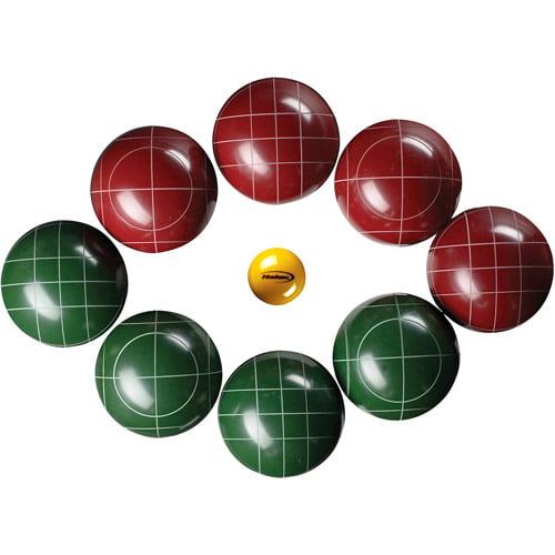 Halex Premier Bocce Set (107mm Resin Balls)