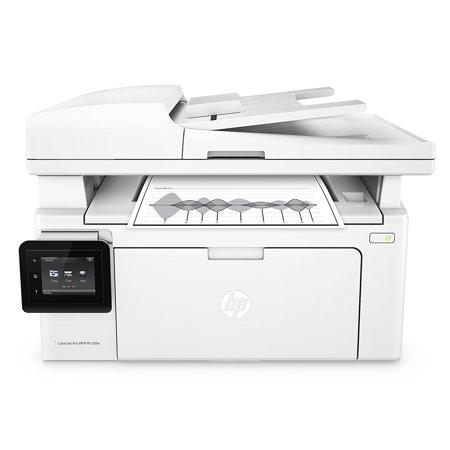 Brand New Hewlett-Packard HP LaserJet Pro M130fw All-in-One Wireless Laser Printer, Amazon Dash Replenishment ready (G3Q60A) (Amazon Number)