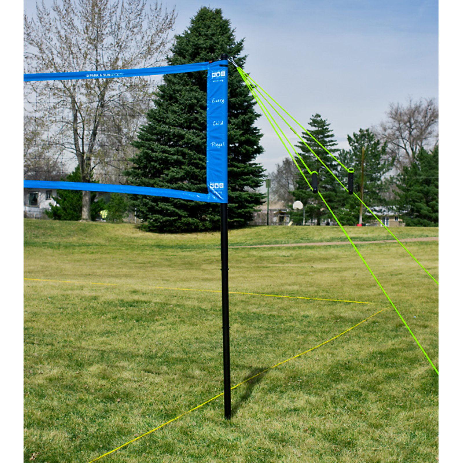 Park & Sun USYVL Youth Volleyball Net System