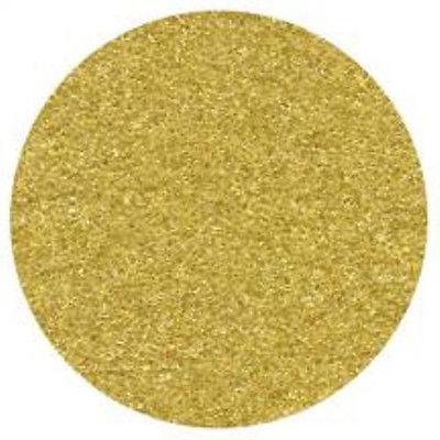 Gold Sanding Sugar - 4 oz - National Cake Supply