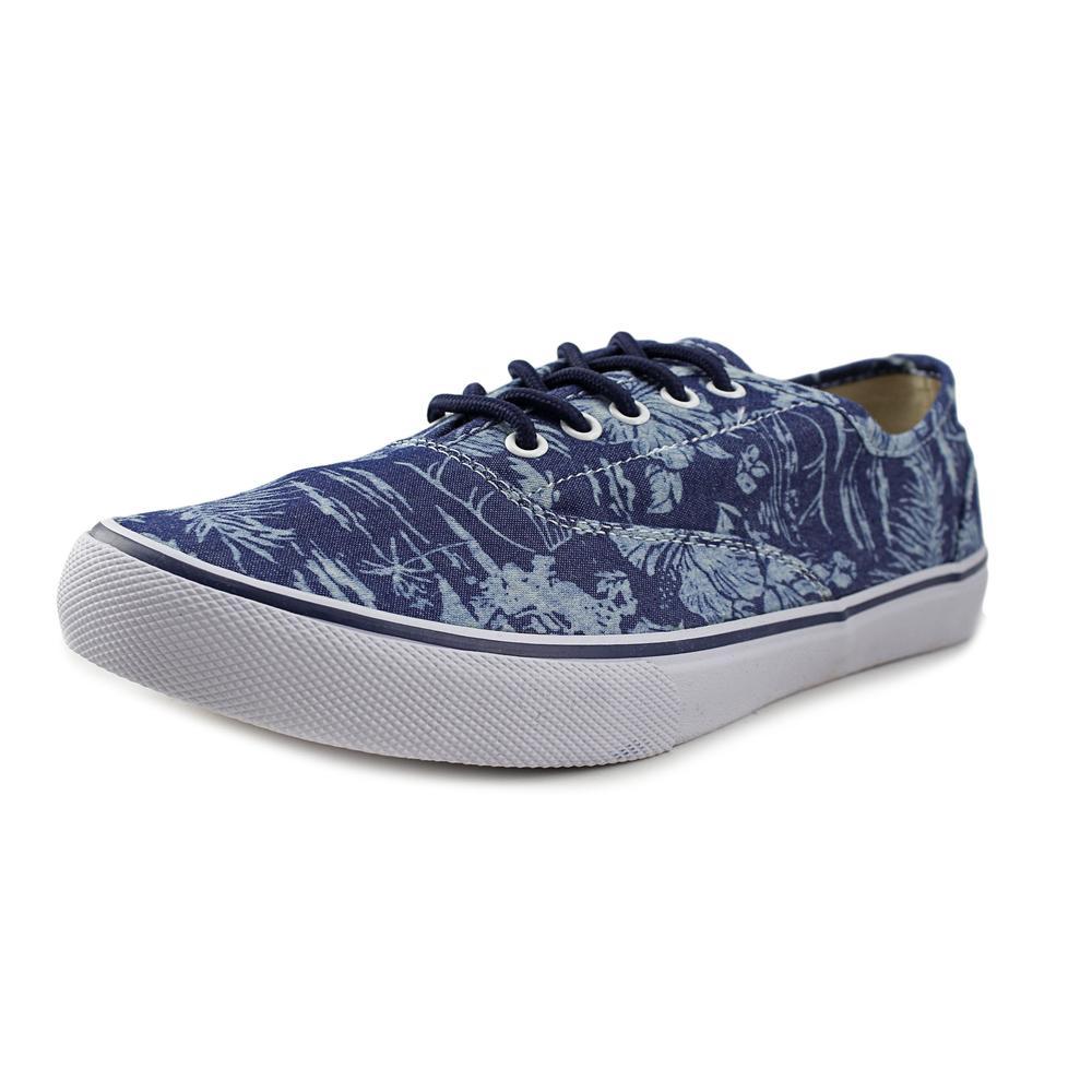Crevo Captain Men   Canvas Blue Fashion Sneakers